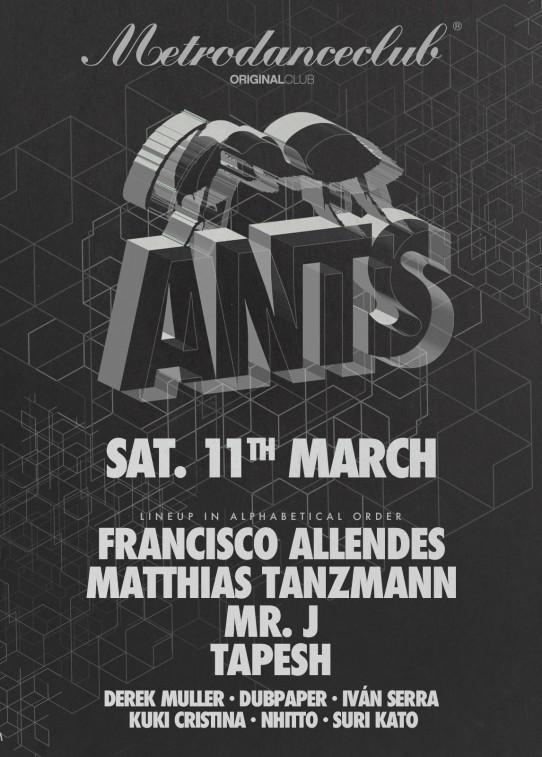 ants cartel
