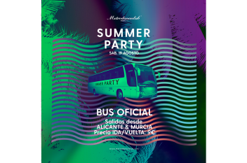bus summer party