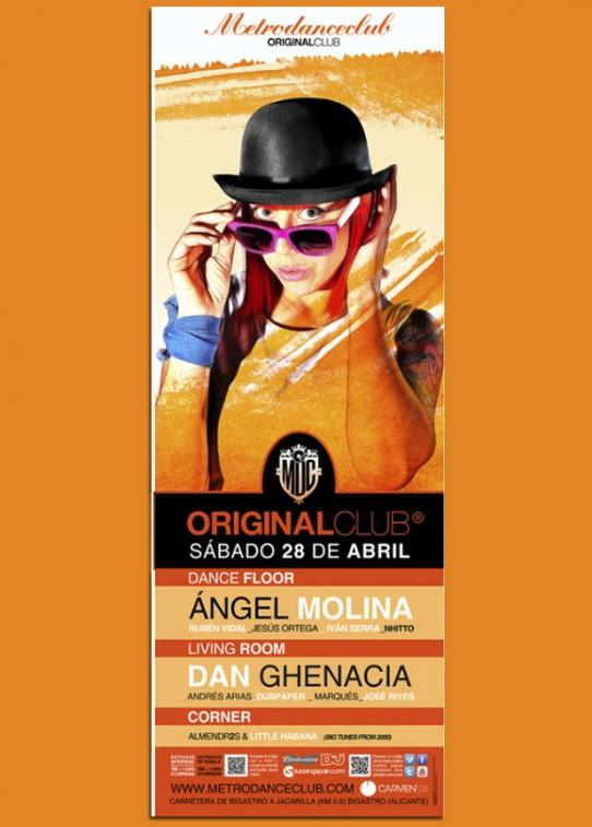 28 ABRIL 2012 ORIGINAL CLUB