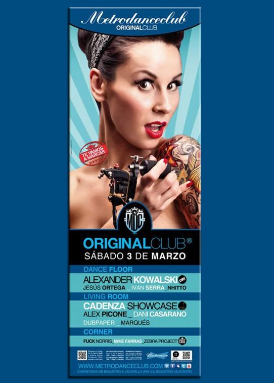 3 MARZO 2012 ORIGINAL CLUB