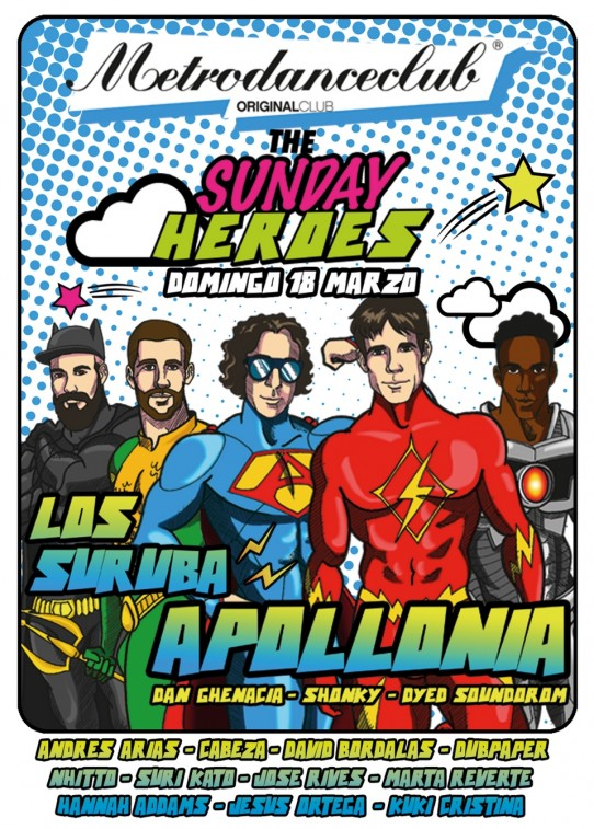 The Sunday Heroes