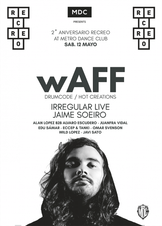 recreo waff