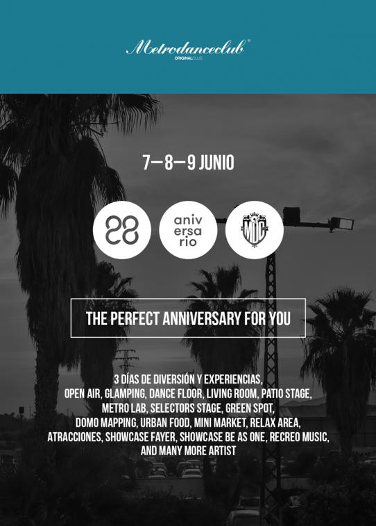 pre_28 aniversario Metro Dance Club
