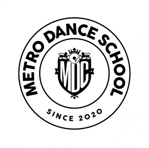 LOGO METRO DANCE SCHOOL